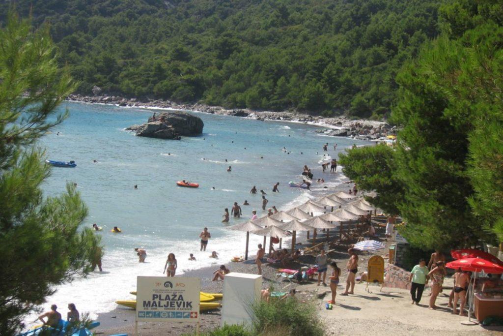 Пляж «Малевик»