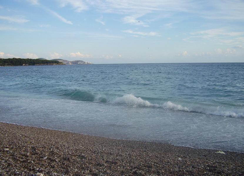 Пляжи рядом с отелем